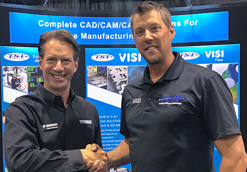 Progressive and VISI CAD Announce Alliance